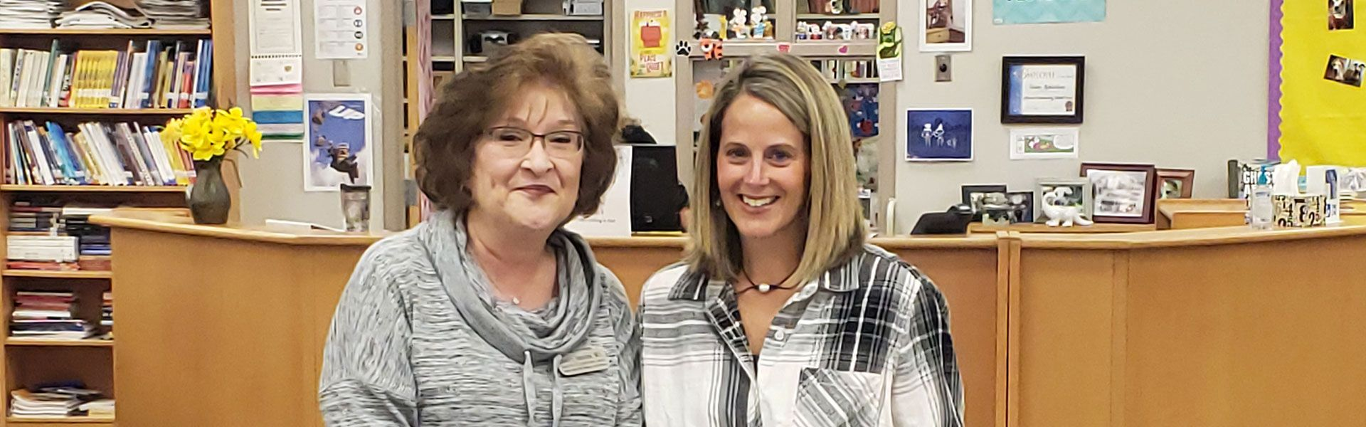 Honoring Mindy Spaulding, Lebanon Middle School Nurse
